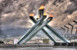 The_Olympic_Cauldron_in_Vancouver