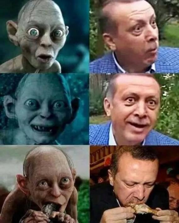 Opinions_Gollum-Turkey