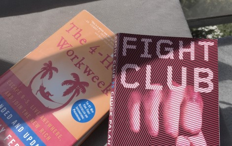 Fight Club and the Four Hour Work Week
