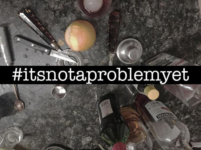 It's Not a Problem Yet