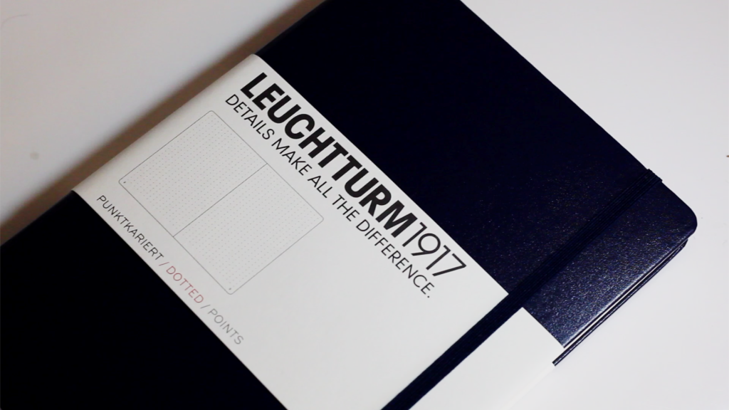 Leuchttrum1917 Notebook